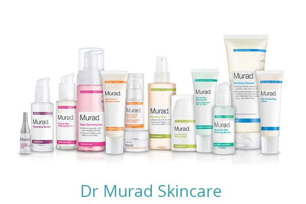 Products - Dr Murad Skincare available from Elite Laser Aesthetics, Cork